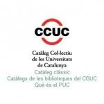 Catàleg Col·lectiu de les Universitats de Catalunya