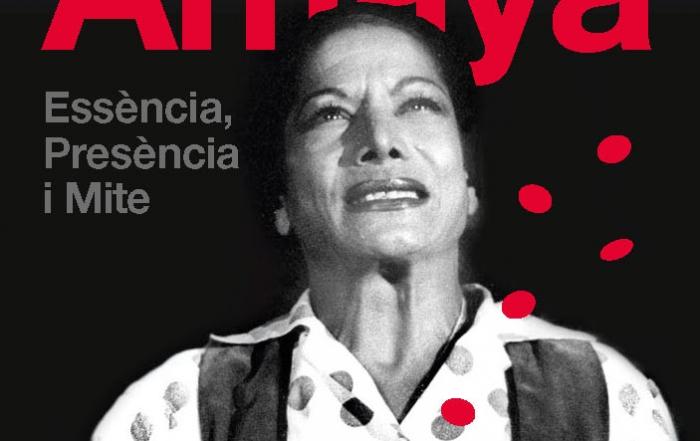 Exposició itinerant del MAE Carmen Amaya