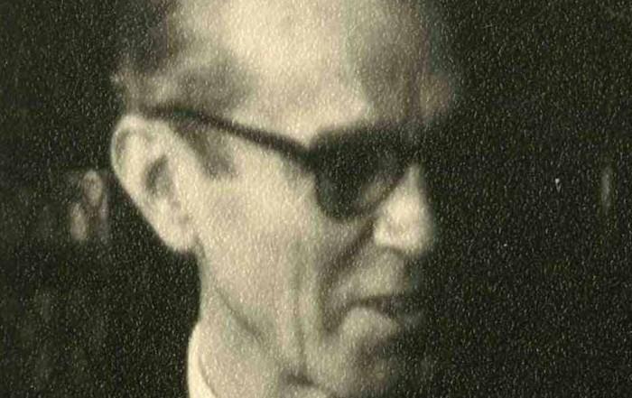 Francesc Masó Majó, aproximadament als anys 60