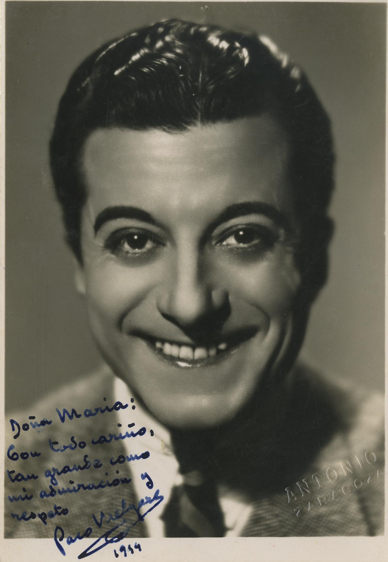 Paco Melgares, actor i director escènic