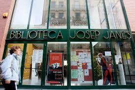 Biblioteca Josep Janés de l'Hospitalet del Llobregat