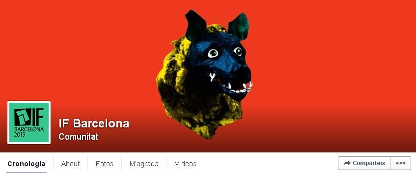 Facebook Festival IF Barcelona