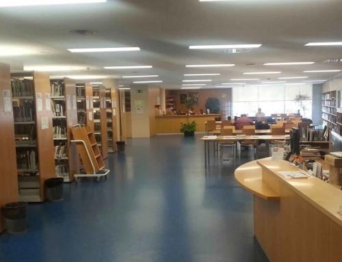 Horaris d'estiu de les biblioteques