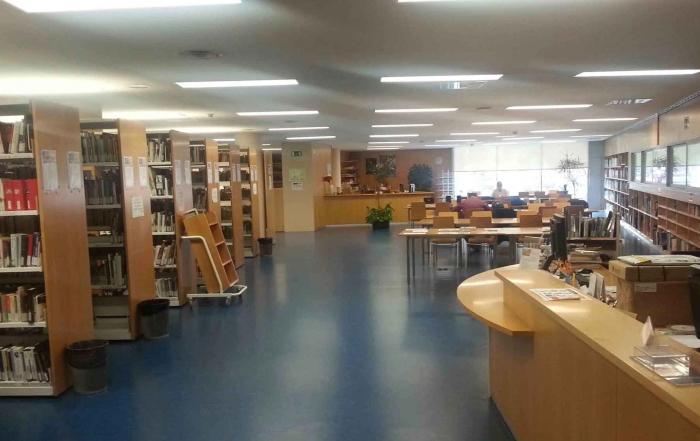 Biblioteca de Barcelona del MAE