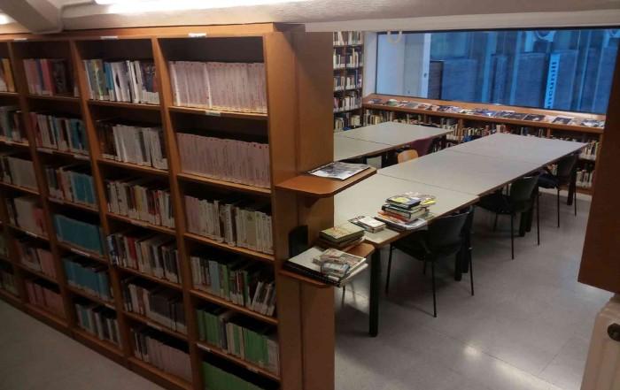 Biblioteca de Terrassa del MAE