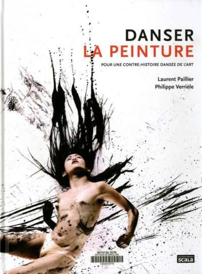 Coberta de Danser la peinture, de Laurent Paillier i Philippe Verrièle, recomanació d'octubre de 2016