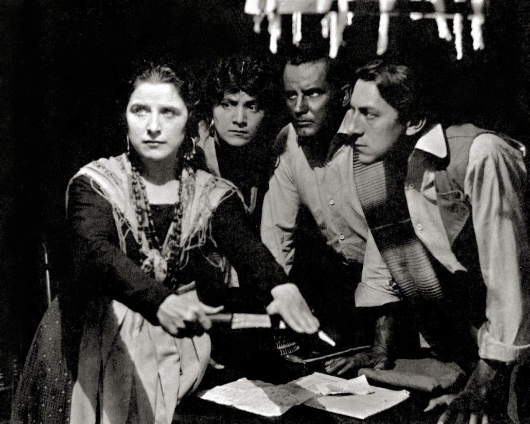 Maria Rosa, de Cecil B. DeMille, 1916