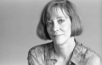 Retrat de Montserrat Roig, per Pilar Aymerich, juliol 1990. Fons Pilar Aymerich