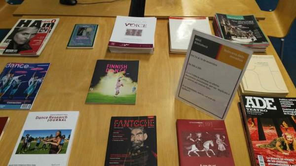 Setmana dels donatius, del 13 al 16 desembre 2016, a la biblioteca de Barcelona del MAE