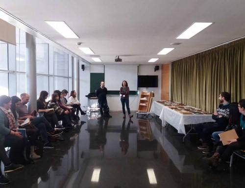 Col·laboració amb l'Escola Superior de Conservació i Restauració de Béns Culturals de Catalunya