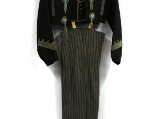 Nova col·lecció d'indumentària de dansa espanyola