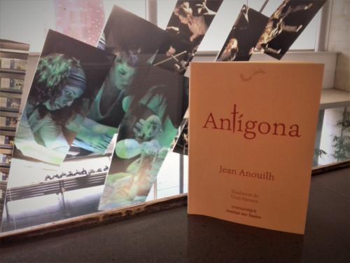 Antígona. Col·lecció Dramaticles, número 7. 2017