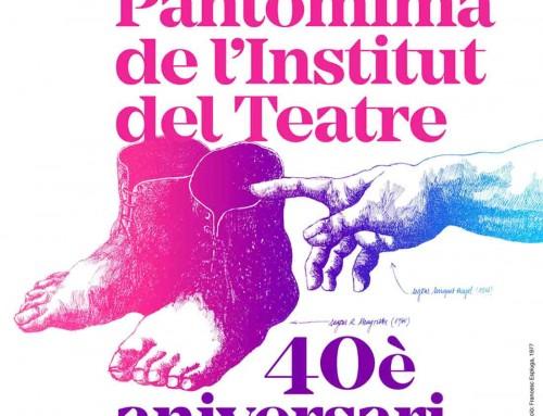 L'Escola de Mim i Pantomima de l'Institut del Teatre. 40è aniversari