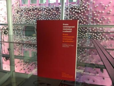 Publicació de l'Institut del Teatre: Drama contemporani, publicat conjuntament amb Punctum, UPF i Université Paris-Sorbonne el 2016