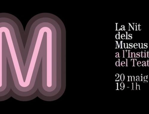 La Nit dels Museus a l'Institut del Teatre