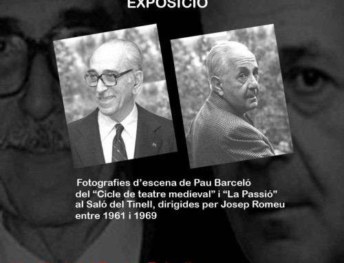 Exposició Pau Barceló i Josep Romeu