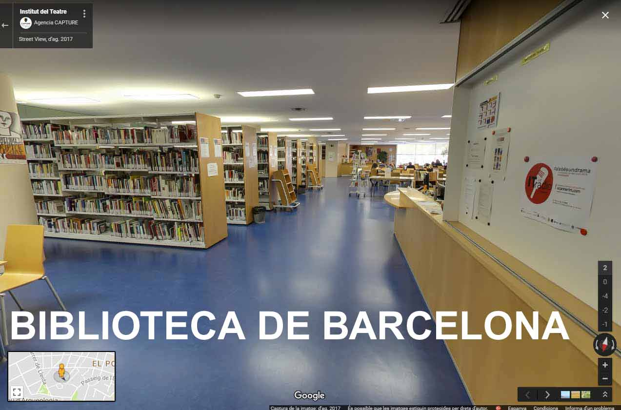 Biblioteca de Barcelona