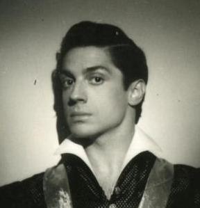 Antonio el Bailarín, fotografiat per Gyenes