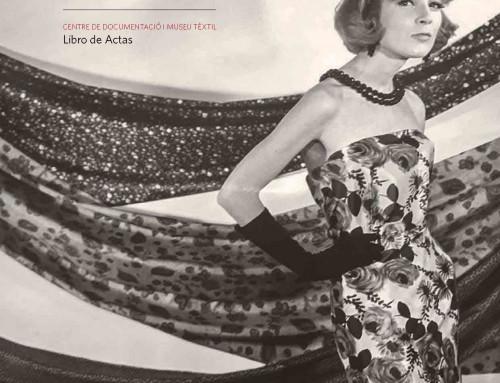 EL MAE al I Coloquio de Investigadores en Textil y Moda