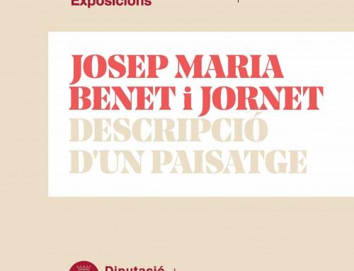 Josep M. Benet i Jornet