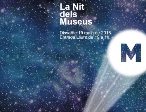 Inscripcions a les visites guiades i als tallers infantils i familiars de La Nit dels Museus