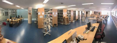 Biblioteca de Barcelona, 2018