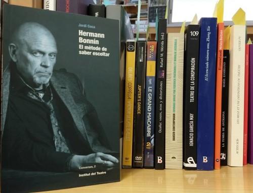 Nova publicació de la col·lecció Converses de l'IT a les biblioteques del MAE