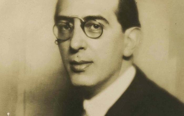 Retrat Joaquim Montaner (1892-1957), entre els 20 i 30 anys, realitzat per Batlles