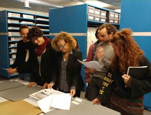 Col·laboració docent amb l'ESAD