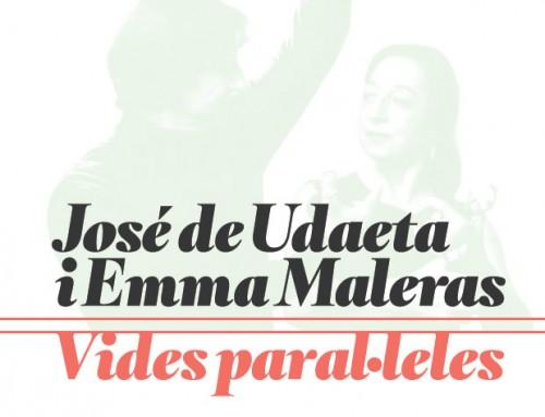 José de Udaeta i Emma Maleras