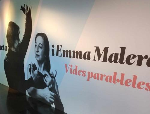 """Inauguració de l'exposició temporal """"José de Udaeta i Emma Maleras. Vides paral·leles"""""""