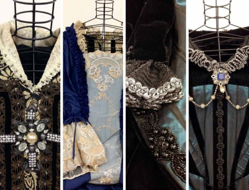 Creix  la col·lecció d'indumentària amb 7 vestits d'escena de Montserrat Caballé