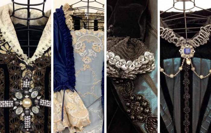 Vestits d'òpera de Montserrat Caballé, adquirits l'any 2019