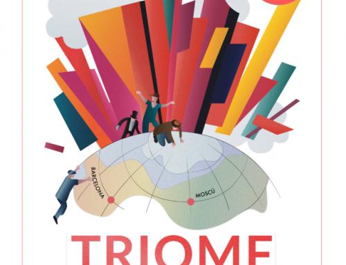 """Acollim l'exposició """"Triomf. Les arts escèniques russes. 1900-1929"""""""