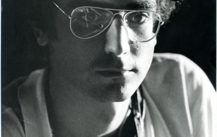 Retrat de Josep Aznar, d'aproximadament 1983. Col·lecció fotogràfica del MAE.