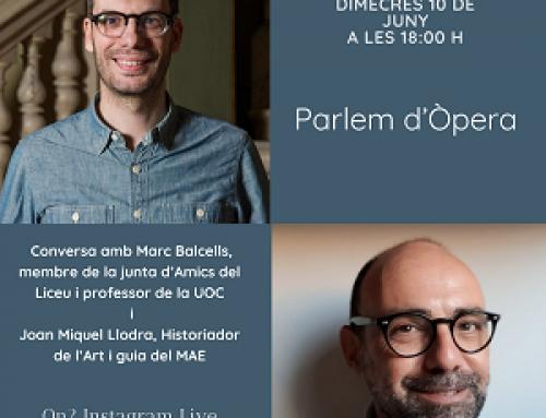 Parlem d'òpera a Instagram