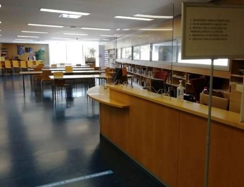 Reobrim la biblioteca de BCN després de l'estiu