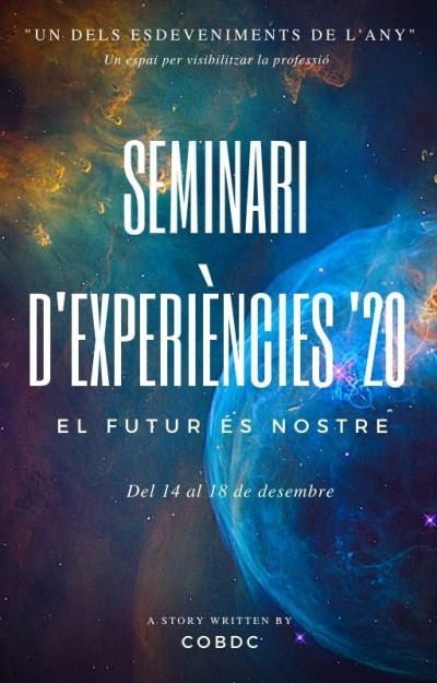 Seminari d'Experiències 2020 del COBDC, 14 a 18 de desembre