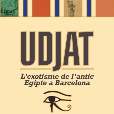 """Cartell exposició """"Udjat"""", del Museu Etnològic i de CUltures del Món, del 29 gener al 20 maig 2021"""