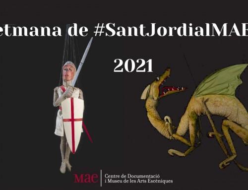 Setmana de #SantJordialMAEIT