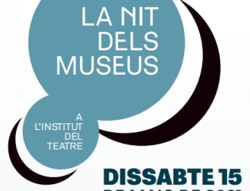 La Nit dels Museus a l'Institut del Teatre 2021