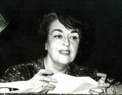 Cecília A. Màntua, 1965