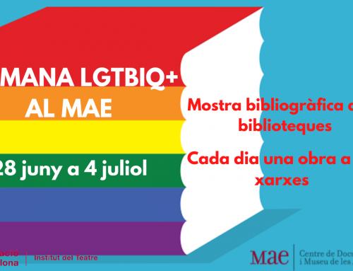 Setmana LGTBIQ+
