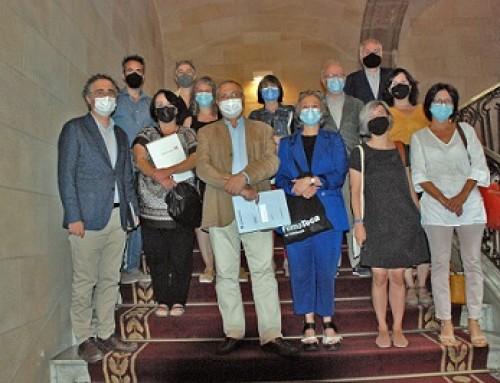 Formem part de la nova Comissió sobre el Patrimoni Sonor i Audiovisual de Catalunya